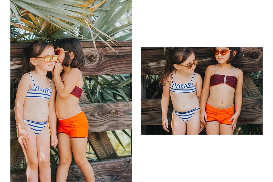 Guest Post Friendships Fun and Summer Sun #kidswear #swimwear #summer #friendships #helloscout #girlfriends #swimsuits #summerstyle #manuelakidsdesign