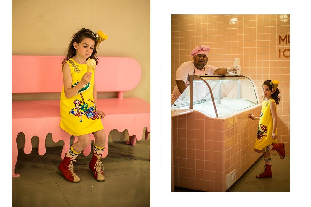 Little Miss Sophie: I Scream For Ice Cream