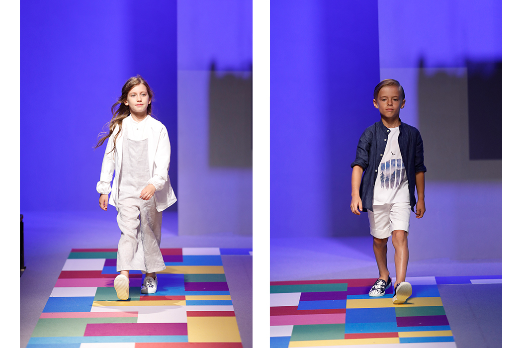 Pitti Bimbo 87 Kidz Fizz Fashion Show
