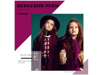 Colour Trends For AW18 #trends #kidswear