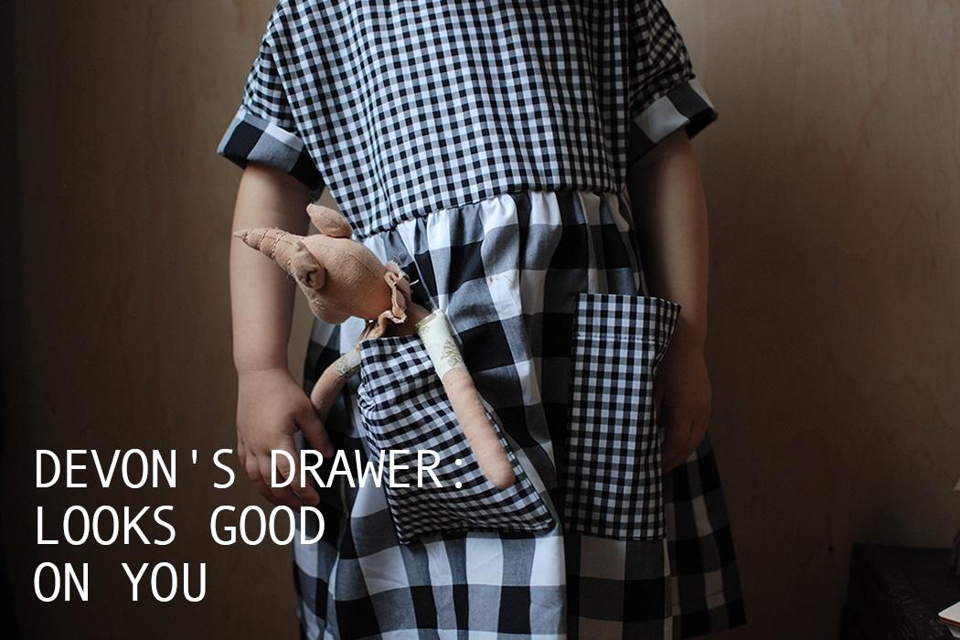 Devon's Drawer Looks Good On You devonsdrawer #ethicalfashion #sustainable #kidswear