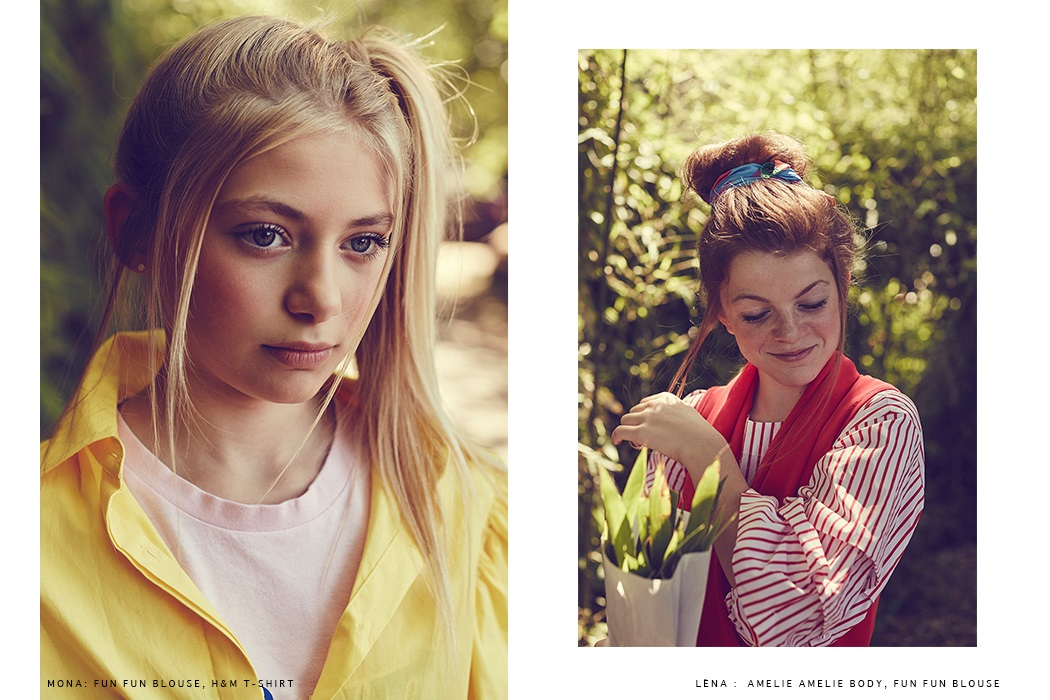 Sisterhood an editorial by Ahmed Bahhodh #kidsfashion #sisters #ahmedbahhodh #kidswear #kidseditorial