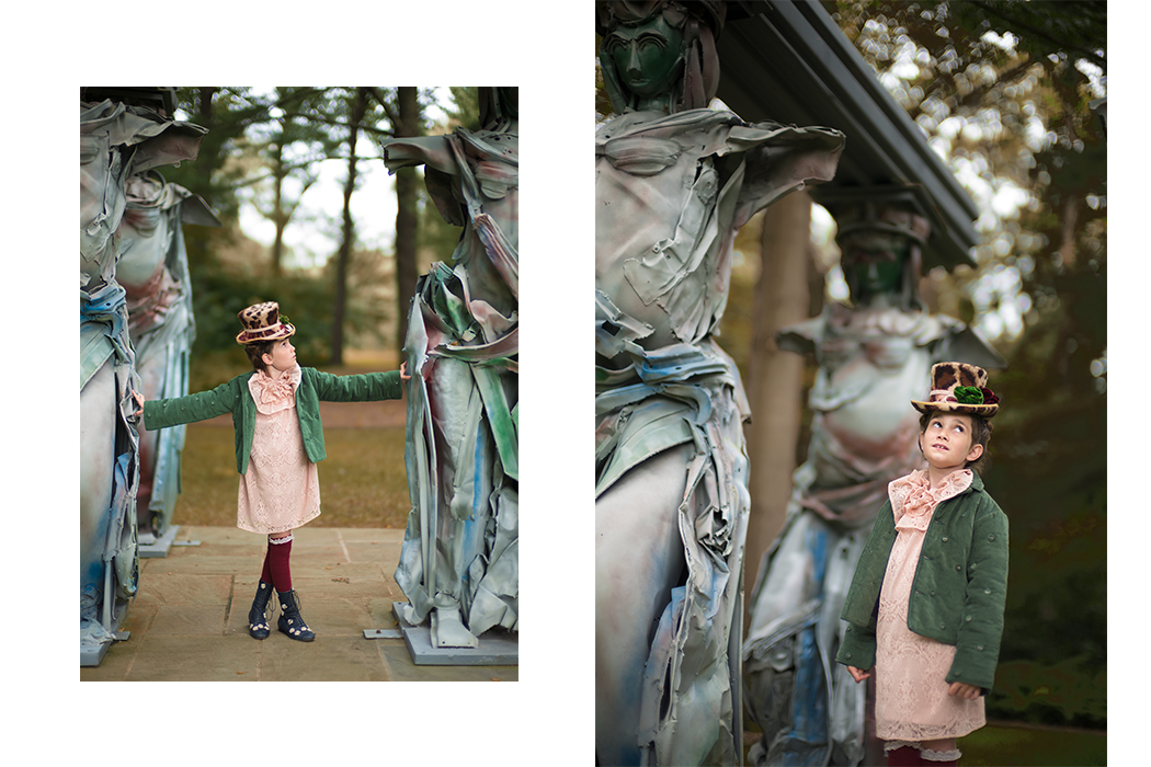 Little Miss Sophie: Neoclassical Romantic featuring #infantiumvictoria #carolinebosmans