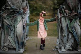 Little Miss Sophie: Neoclassical Romantic featuring #infantiumvictoria #carolinebosmans Caroline Bosmans