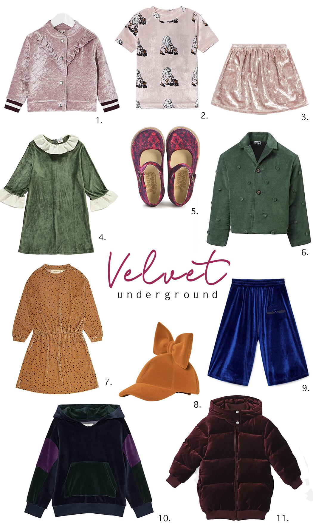 Trend Edit: Velvet Underground