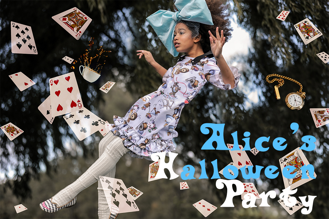 Alice's Halloween Party