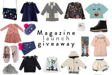 Junior Style Magazine Launch Giveaway