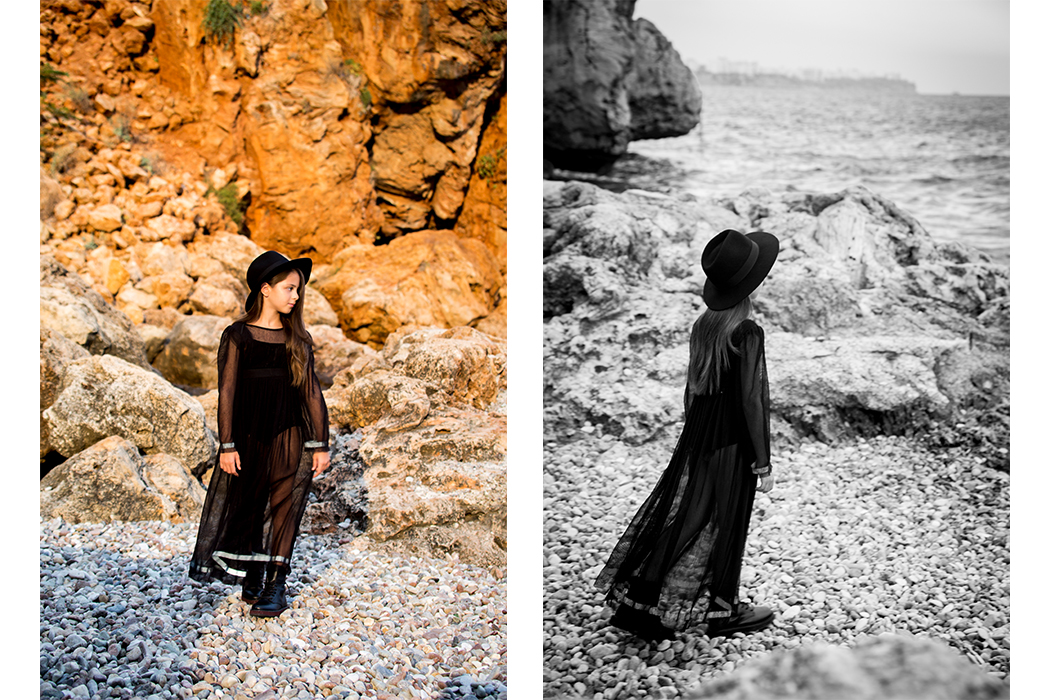 Undine Featuring Instagram Influencer Noyem Pia wearing sustainable kids is ethical