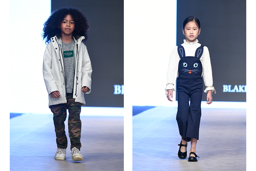 Highlights From Vancouver Kids Fashion Shows