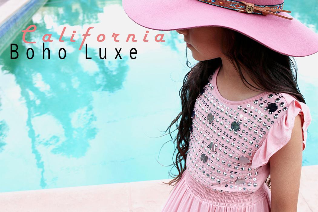 California Boho Luxe By Gina Giampa Grimm
