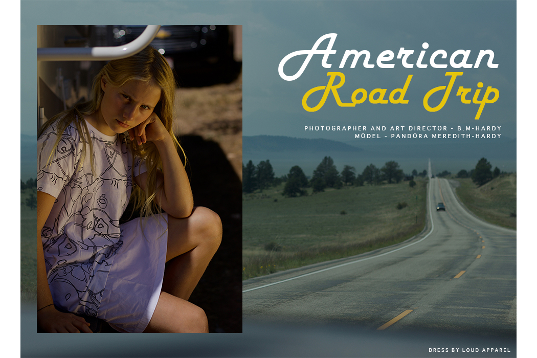 Editorial: American Road Trip By Benjamin Hardy