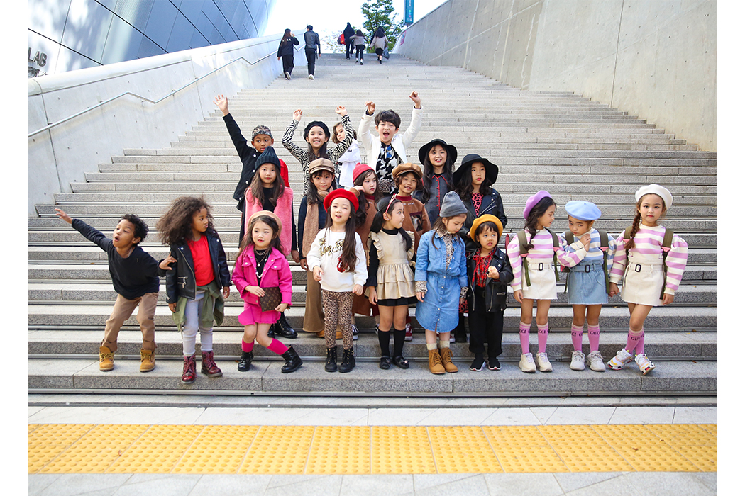 The Kids Are Rocking Seoul Street Style #streetstyle #seoulfashion #koreanfashion #kidsfashion #kidsstreetstyle