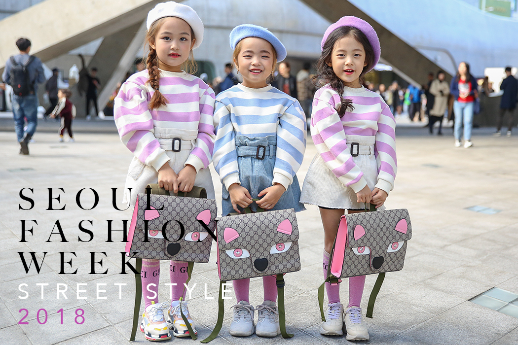 The Kids Are Rocking Seoul Street Style