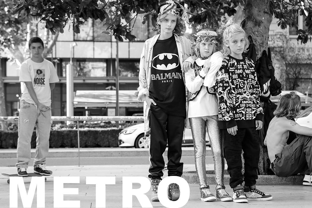 Metro By Annarella Caruso