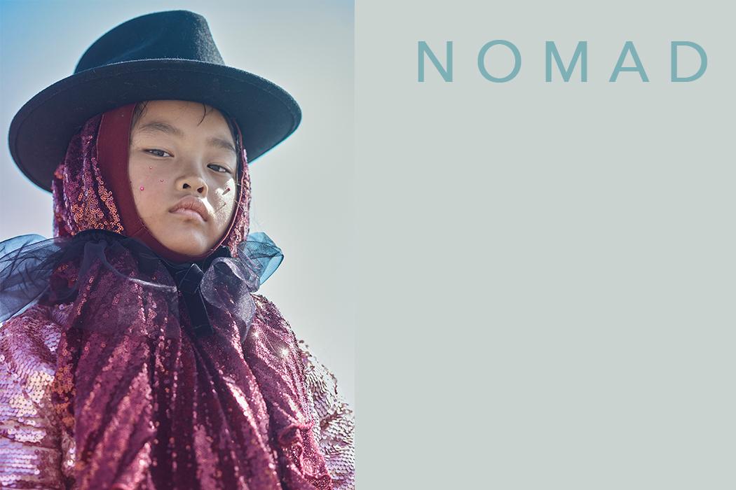 Nomad By Eva Bozzo