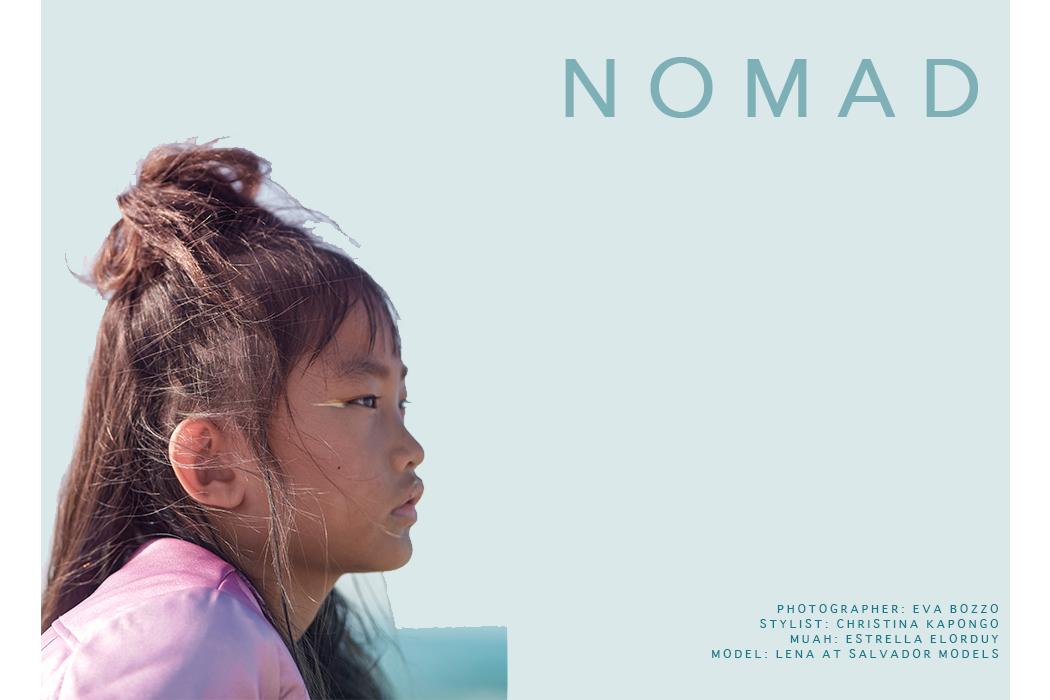 Editorial: Nomad By Eva Bozzo