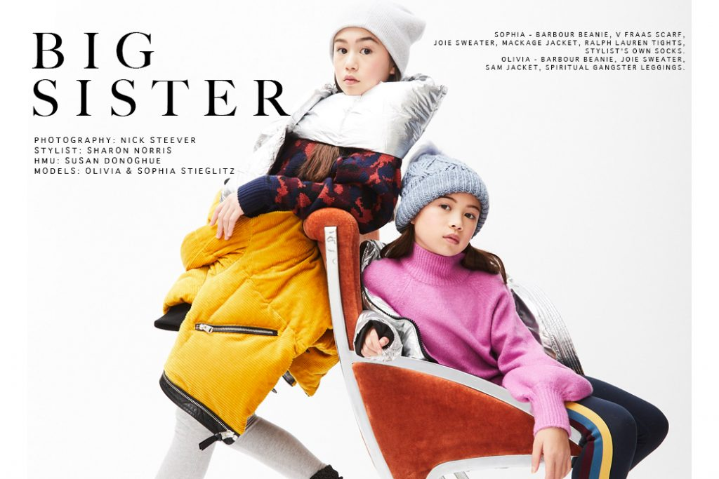 Big Sister Little Sister By Nick Steever