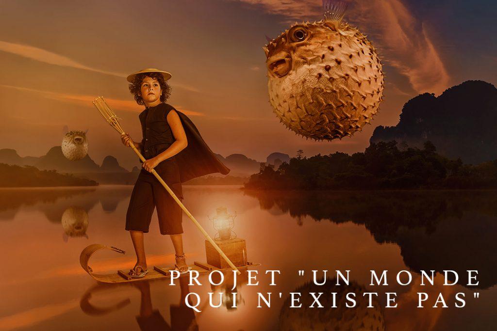 Natalie Sartisson: Le Monde Qui N'Existe Pas
