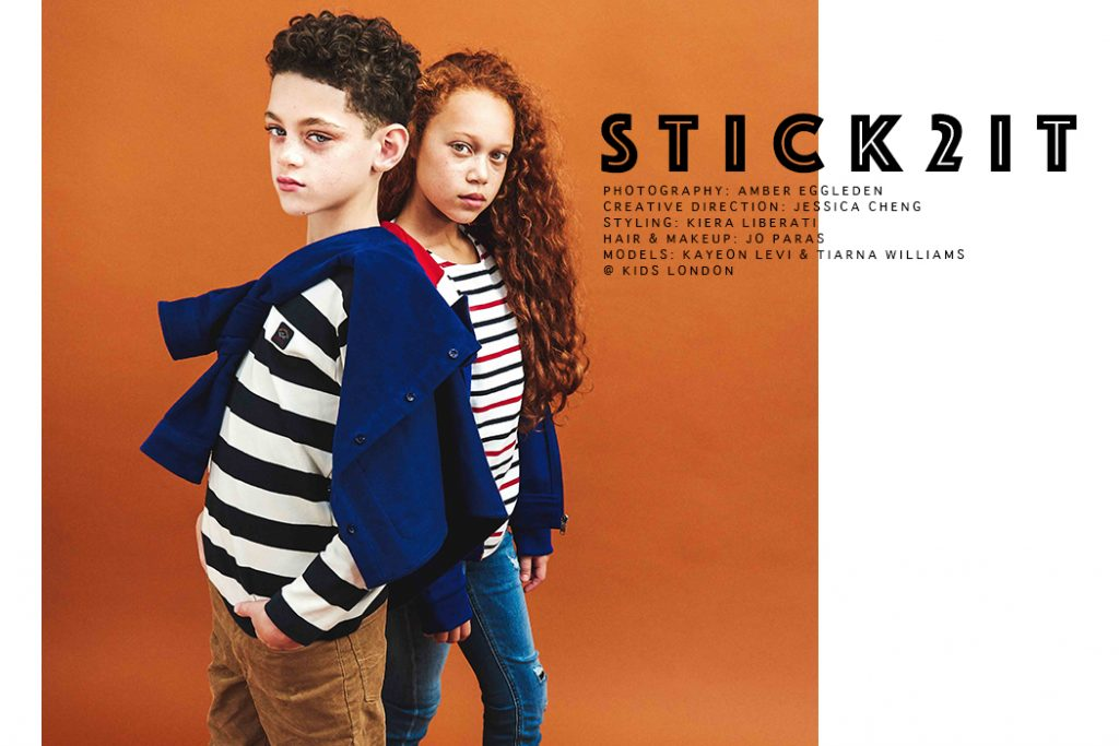 Editorial: Stick 2 It By Amber Eggleden
