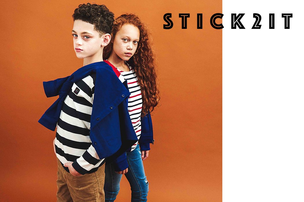 Editorial: STICK2IT By Amber Eggleden