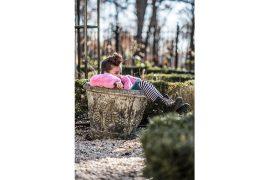 Editorial: Winter Garden By Josephina Carlier