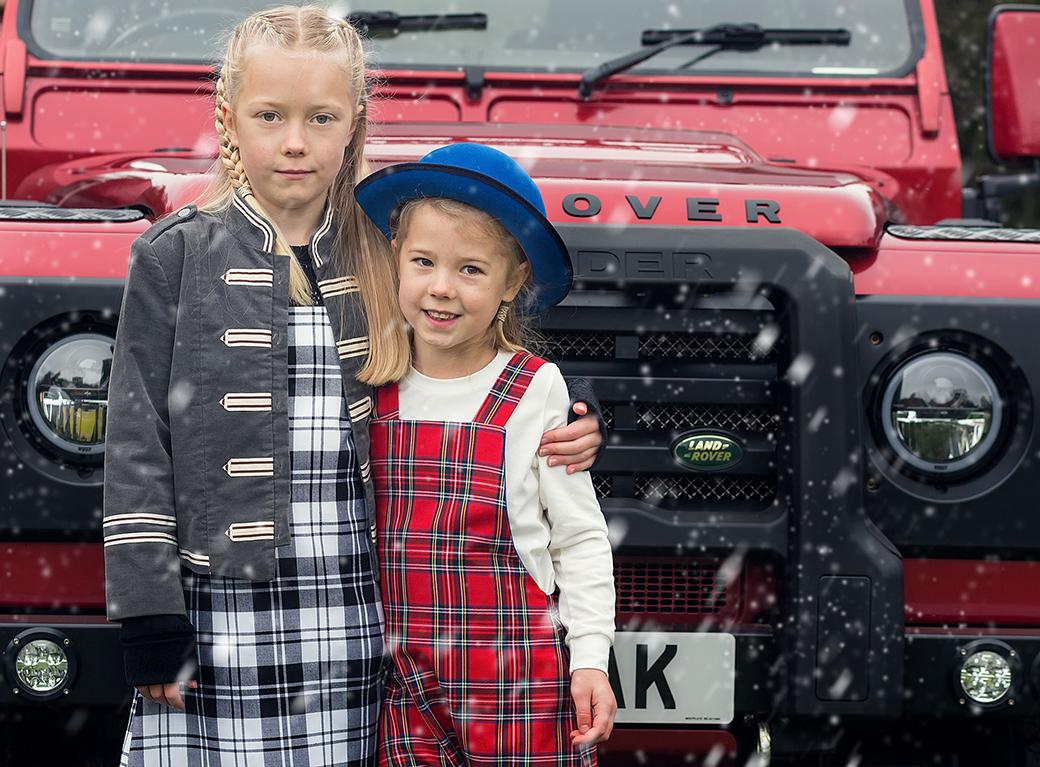 Growing Oak Bespoke Kids Christmas