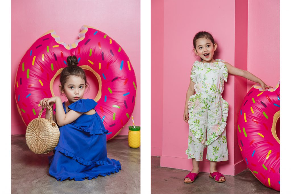 Imoimo Kids SS19: Collection Floral Dreaming