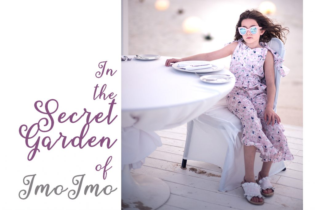 Little Miss Sophie: In The Secret Garden Of Imoimo