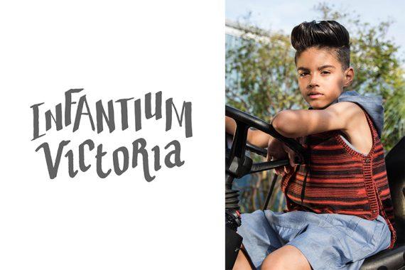 Infantium Victoria SS19 Vegan Kidswear label