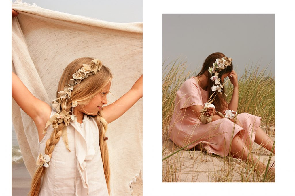 Flower Girls by MajulaHandmade Hair Accessories #handmade #hairaccessories #ss19 new collection