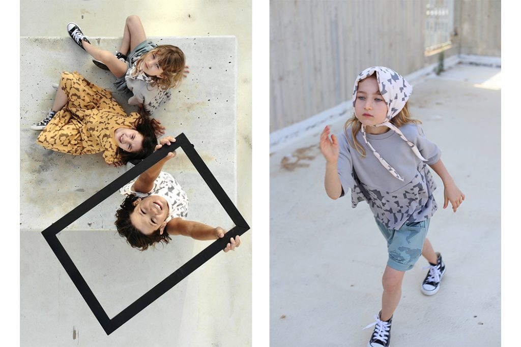 Mayaya Kids SS19 kidswear collection