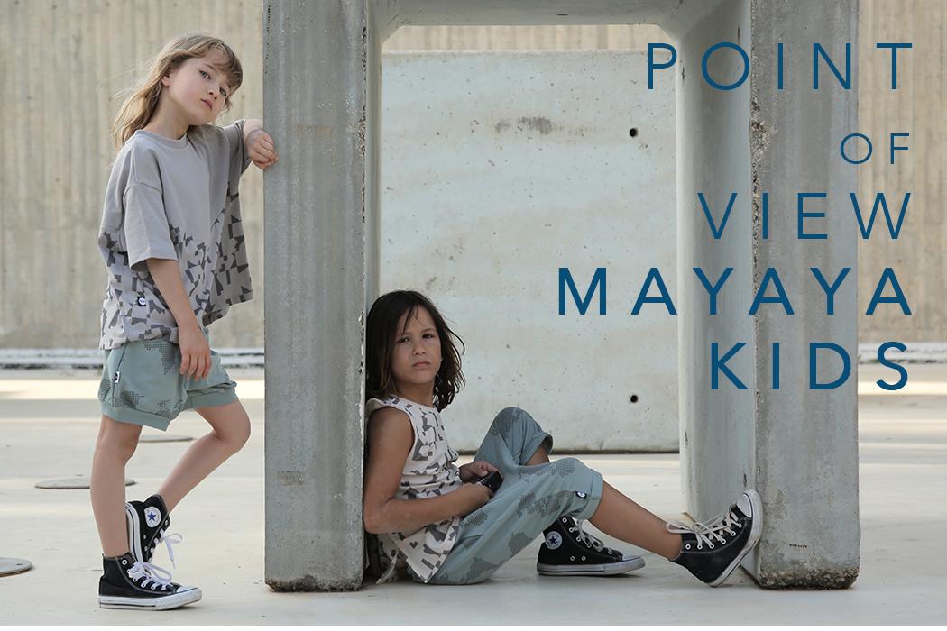Mayaya Kids SS19