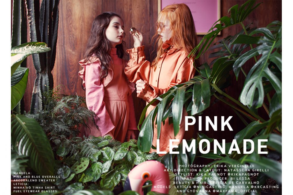 Hooligans Magazine: Pink Lemonade