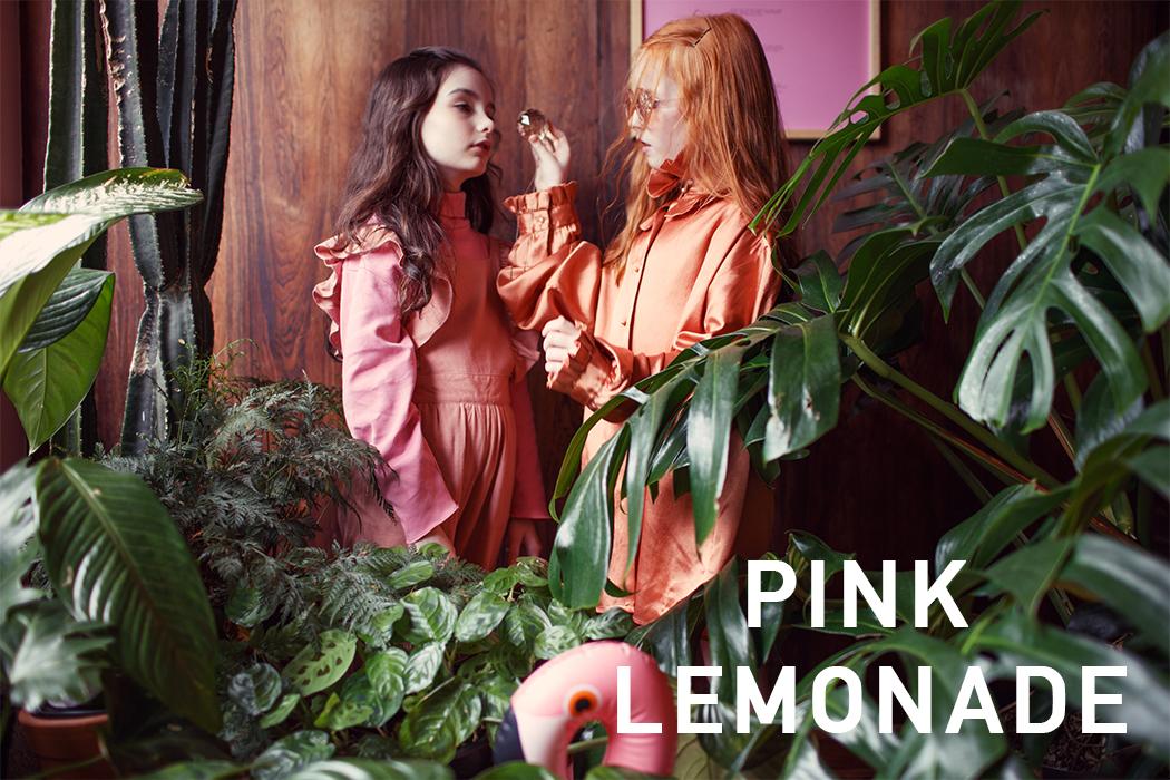 Hooligans Magazine Pink Lemonade