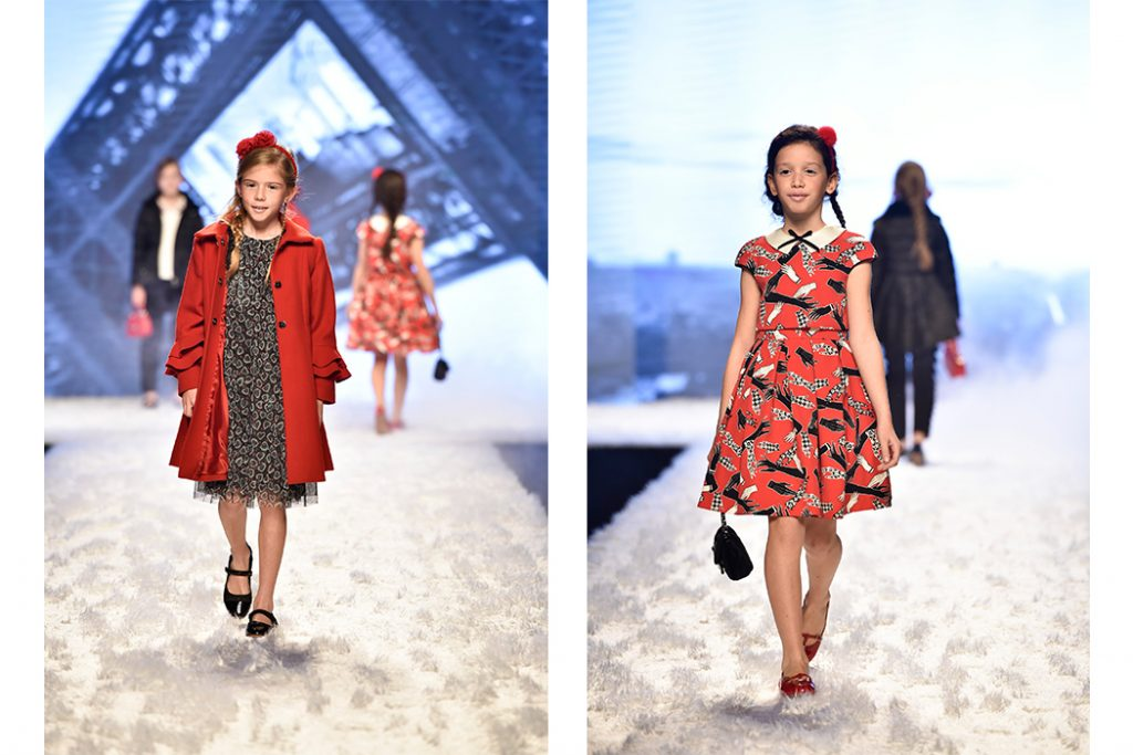 AW19 Children's Fashion from Spain at Pitti Bimbo 88
