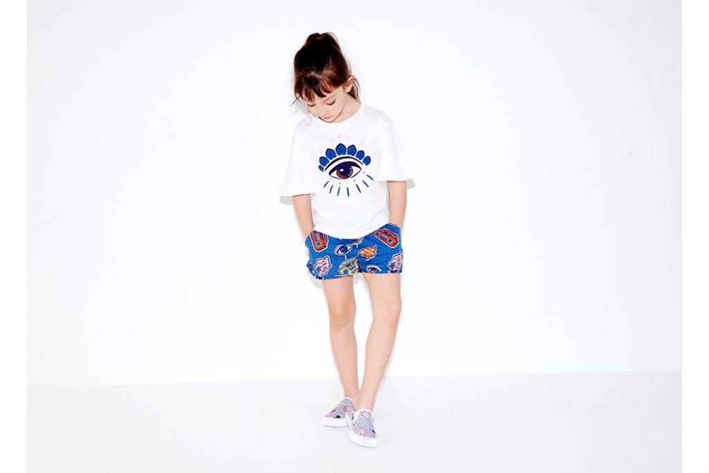 Step Into Spring with Kenzo Kid's New Collection