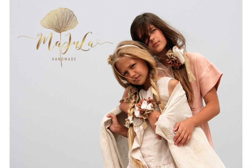 Flower Girls by MajulaHandmade Hair Accessories #handmade #hairaccessories #ss19 new collection