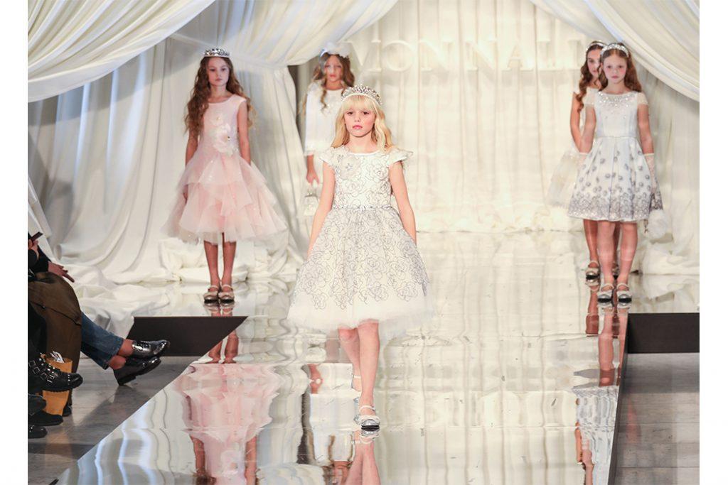 Monnalisa AW19 Exudes Italian Glamour At Pitti Bimbo 88