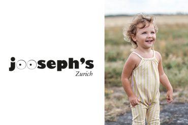 Swiss Kidswear Label Jooseph's