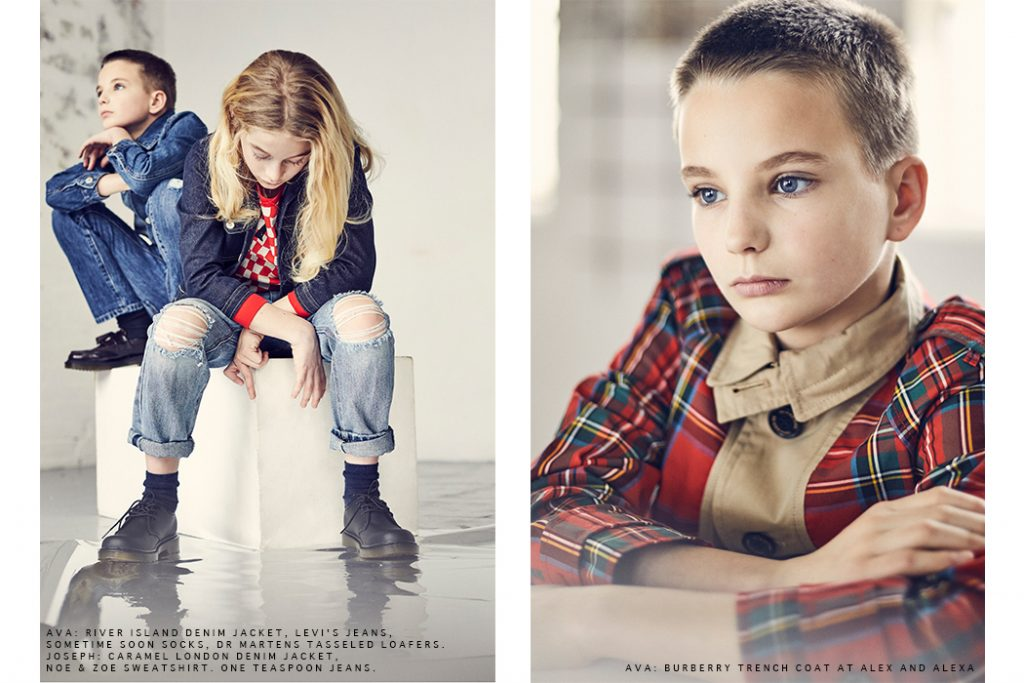 Editorial: A Boy, A Girl By Lol Johnson