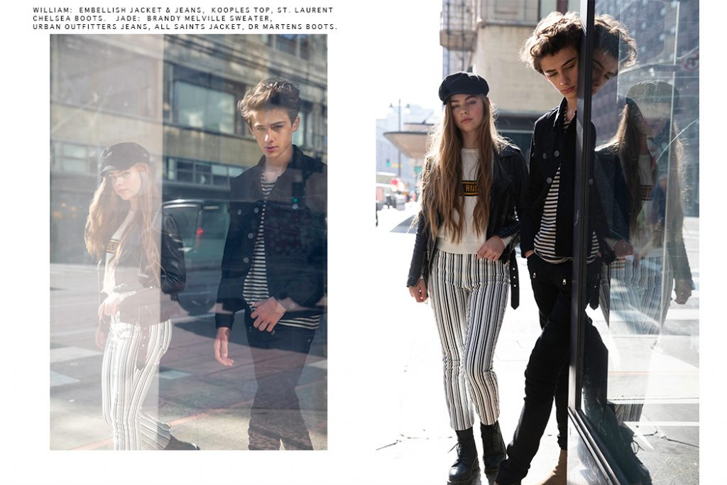 Editorial: The Young Ones By Elliston Lutz