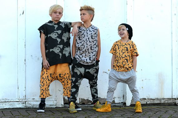 Mayaya Kids: Street Style Looks From The Artist Boys