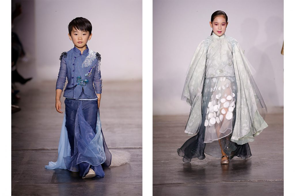 Vancouver Kids Fashion Week Fall 19