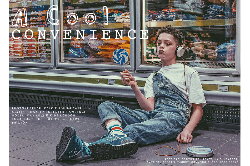 Editorial: A Cool Convenience by Kelcie John Lewis