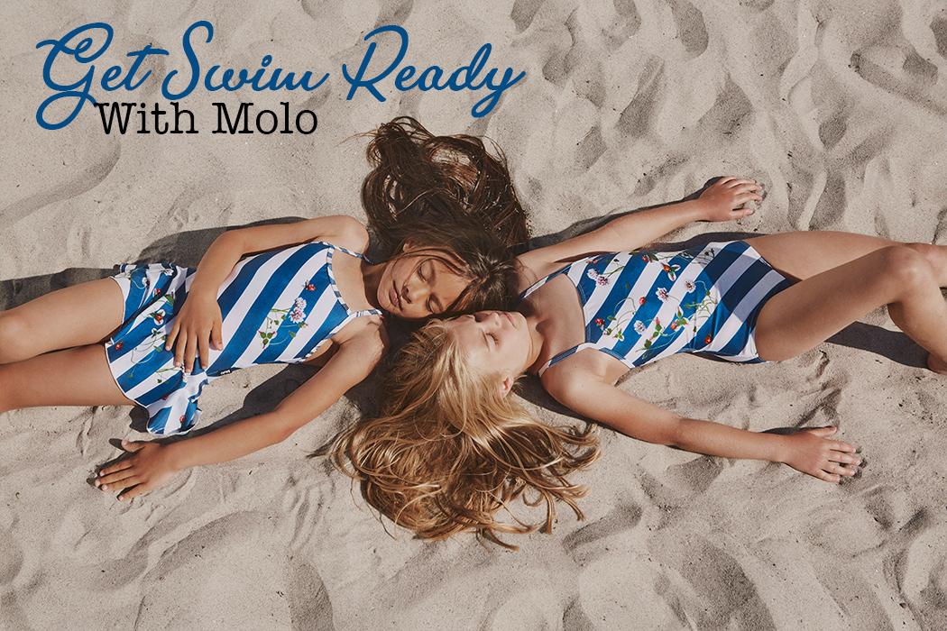 Get Swim Ready With Danish Brand Molo