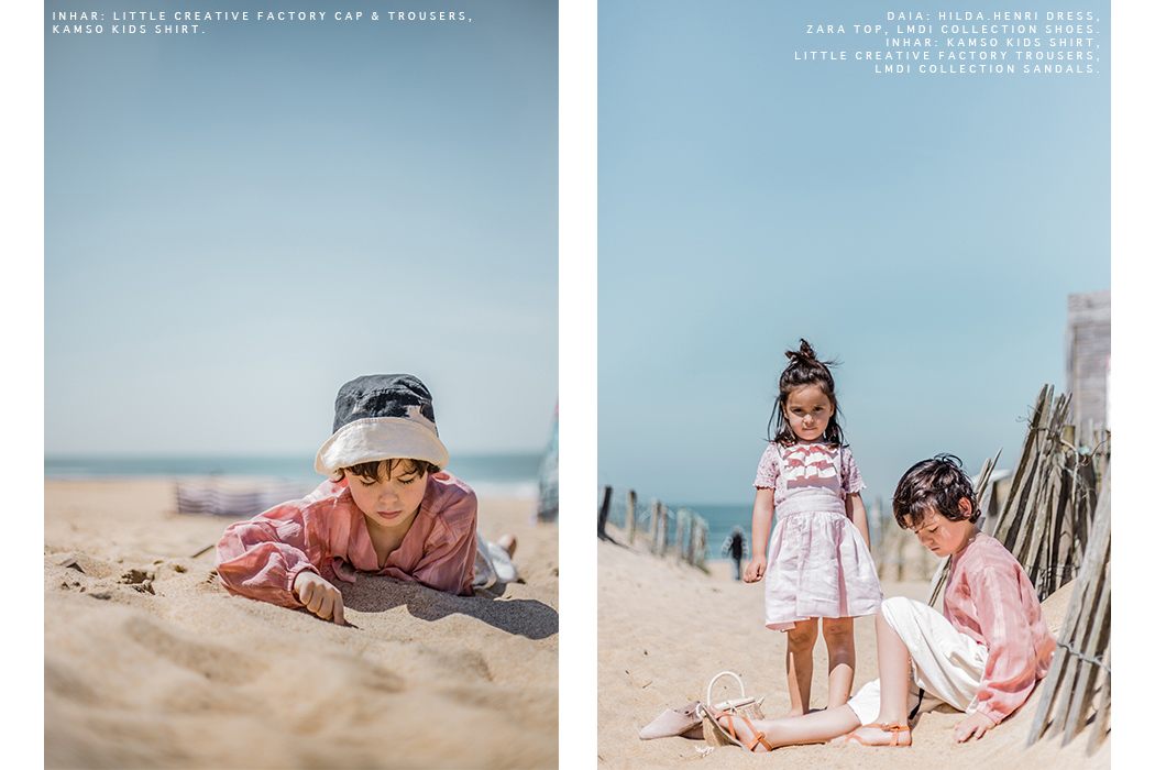 Editorial: Sand & Salt By Irati Ayerza