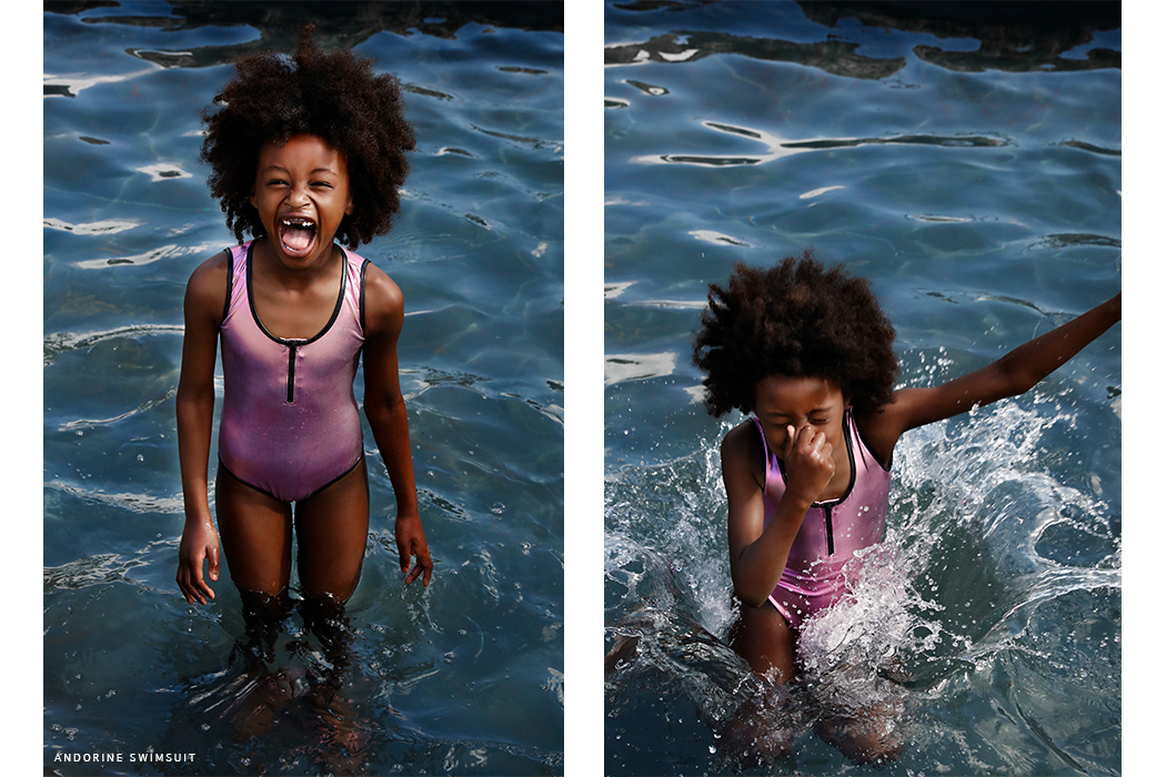Editorial: Water By Isabel Pinto & Christina Kapongo