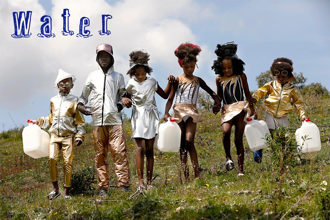 Editorial: Water By Isabel Pinto & Christina Kapongo