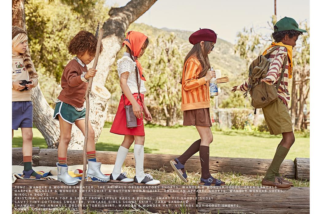 Editorial: Young Explorers