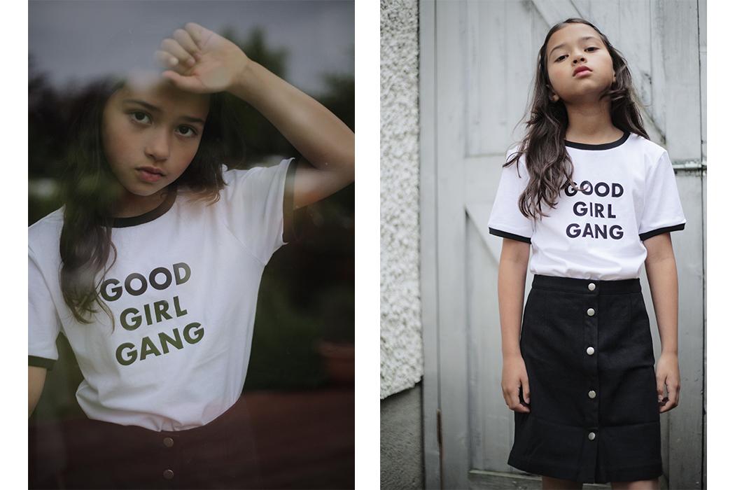 Mood For Monochrome With Tressy Club #tressyclub #monochrome #kidswear #girlswear